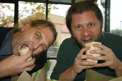 Breakfast Burritos With Adam