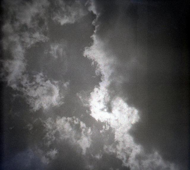 126 B&W Clouds