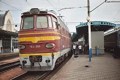 Locomotive ChS4-008 | ЧС4-008