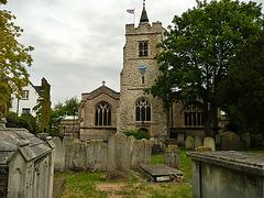 st.nicholas, chiswick, london