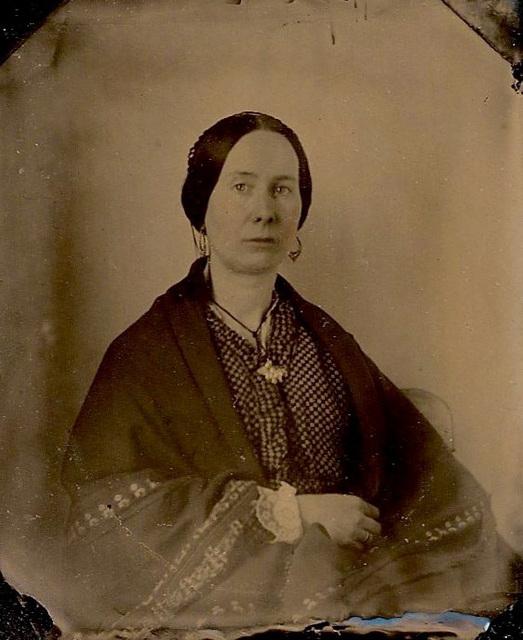 Connecticut Woman