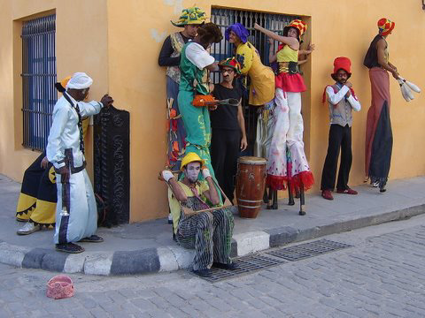 Street Entertainers