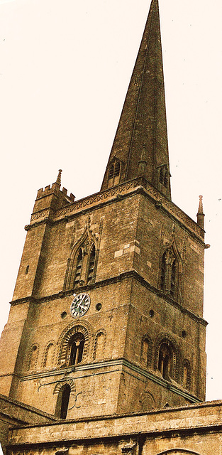 burford church