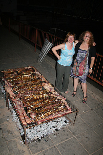 Lots a Meat for Jo and Kristy