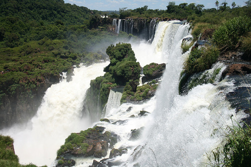 Some Minor Falls of Iguassu