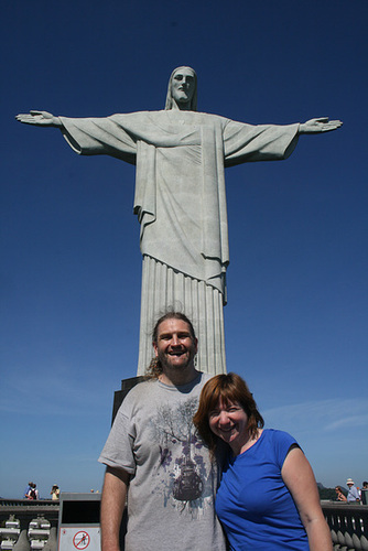 Cristo Redentor, and Us