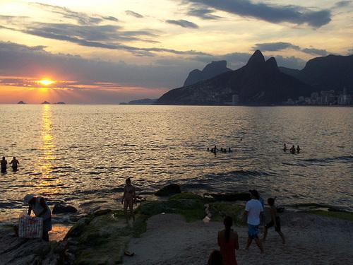 Rio Sunset
