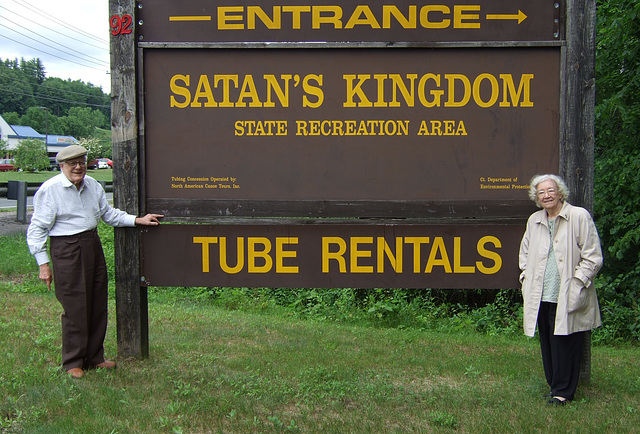 Satan's Kingdom