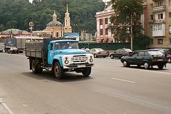 ZIL   ЗИЛ 130 truck