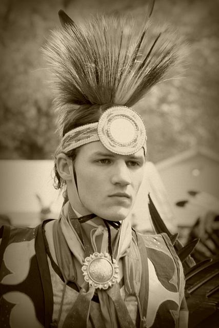 Powwow, retro