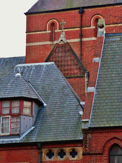st.columba's, kingsland rd., dalston, london