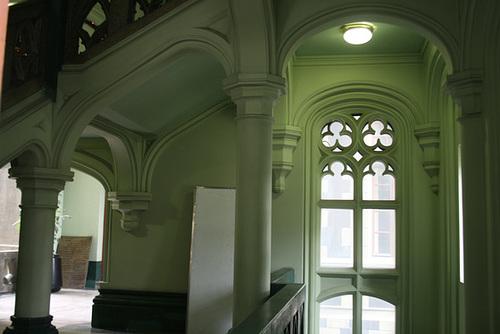 A Random Corridor