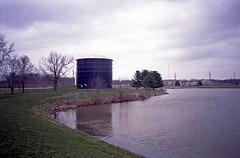 Norris City Reservoir