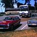 Volvo 1800 ES & 544