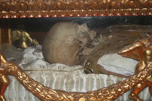 Saintly Skull