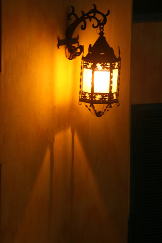 Cartagena Street-lamp