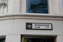 Ironmonger Lane