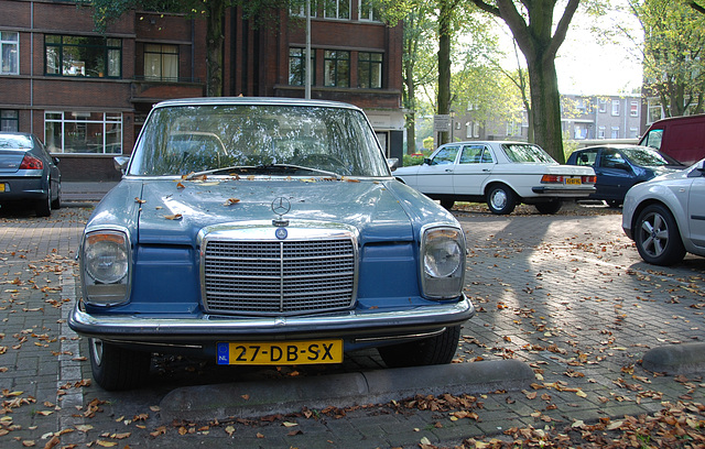 1973 Mercedes-Benz 200