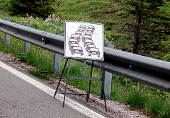Holiday day 5: Popular sign in Italy