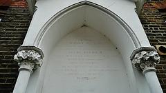 holy trinity parish school, shepherdess walk, hoxton, london