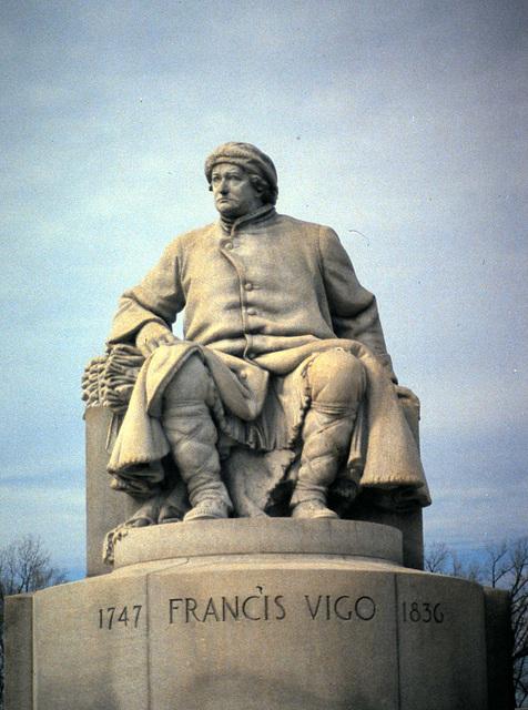 Francis Vigo 1747-1836