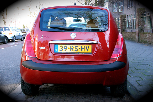 2005 Lancia Ypsilon 1.4 16V