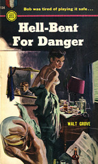 Walt Grove - Hell-Bent for Danger