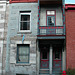 Montreal images: architecture on Avenue Coloniale