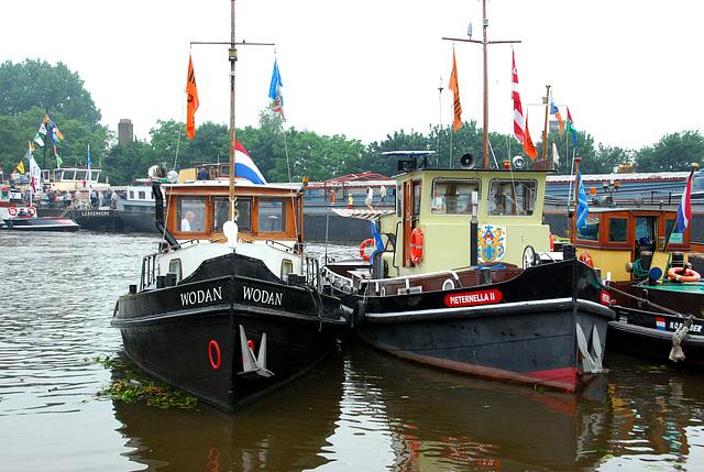 Industrie motorendag 2008: Wodan & Petronella II