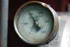 Industrie motorendag 2008: pyrometer