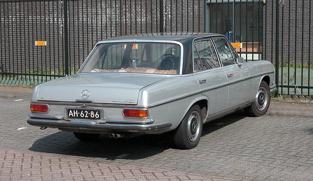 1972 Mercedes-Benz 280 SE Automatic