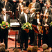 The soloists of the St. Matthew's Passion