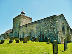 burnham overy church