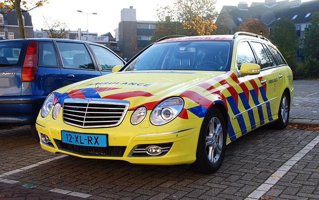 2007 Mercedes-Benz E 220 CDI Ambulance