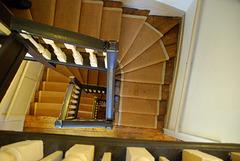 Samuel Johnson's stairs