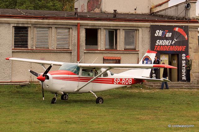 Skyfun's Cessna Caravan