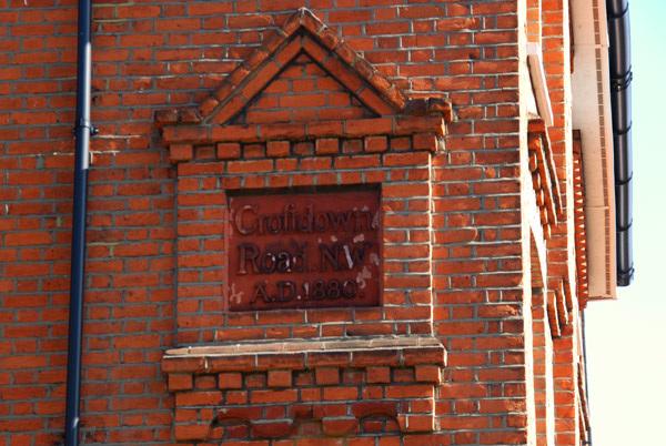 Croftdown Rd 1880