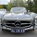 Autumn Mercedes meeting – the SLs: 1959 Mercedes-Benz 300 SL