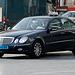 2007 Mercedes-Benz E 220 CDI on taxi duty