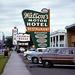 Watson's Motor Hotel, U.S. Route 20, Cleveland, Ohio, 1950s