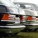 Autumn Mercedes meeting – W123 model