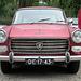 Car spotting: 1965 Peugeot 404