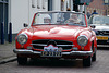 Autumn Mercedes meeting – the SLs: 1961 Mercedes-Benz 190 SL