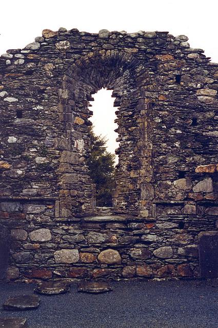 Old pics: Glendalough in Ireland