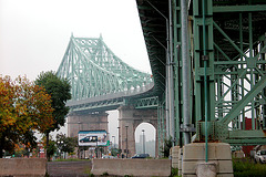 J. Cartier Bridge in Montreal