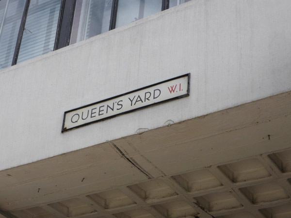 Queen's Yard