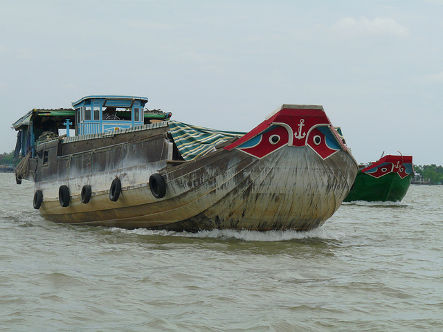 Rice Barge #2