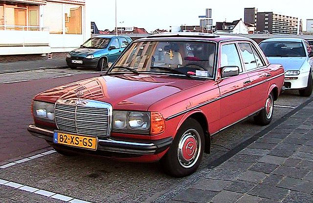 1978 Mercedes-Benz 220 D