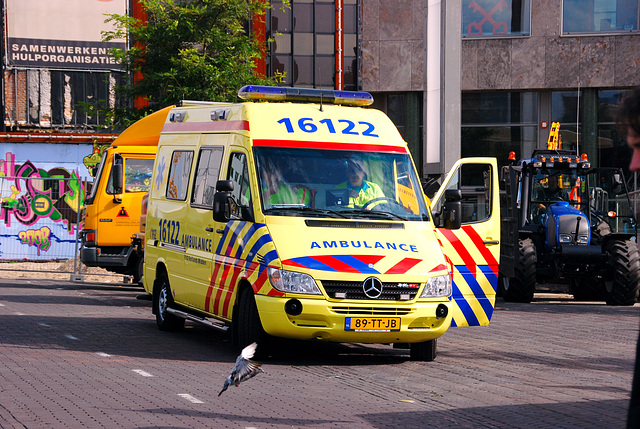 2007 Mercedes-Benz 316 CDI Sprinter Ambulance