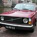 Car spotting: 1977 Volvo 242 DL